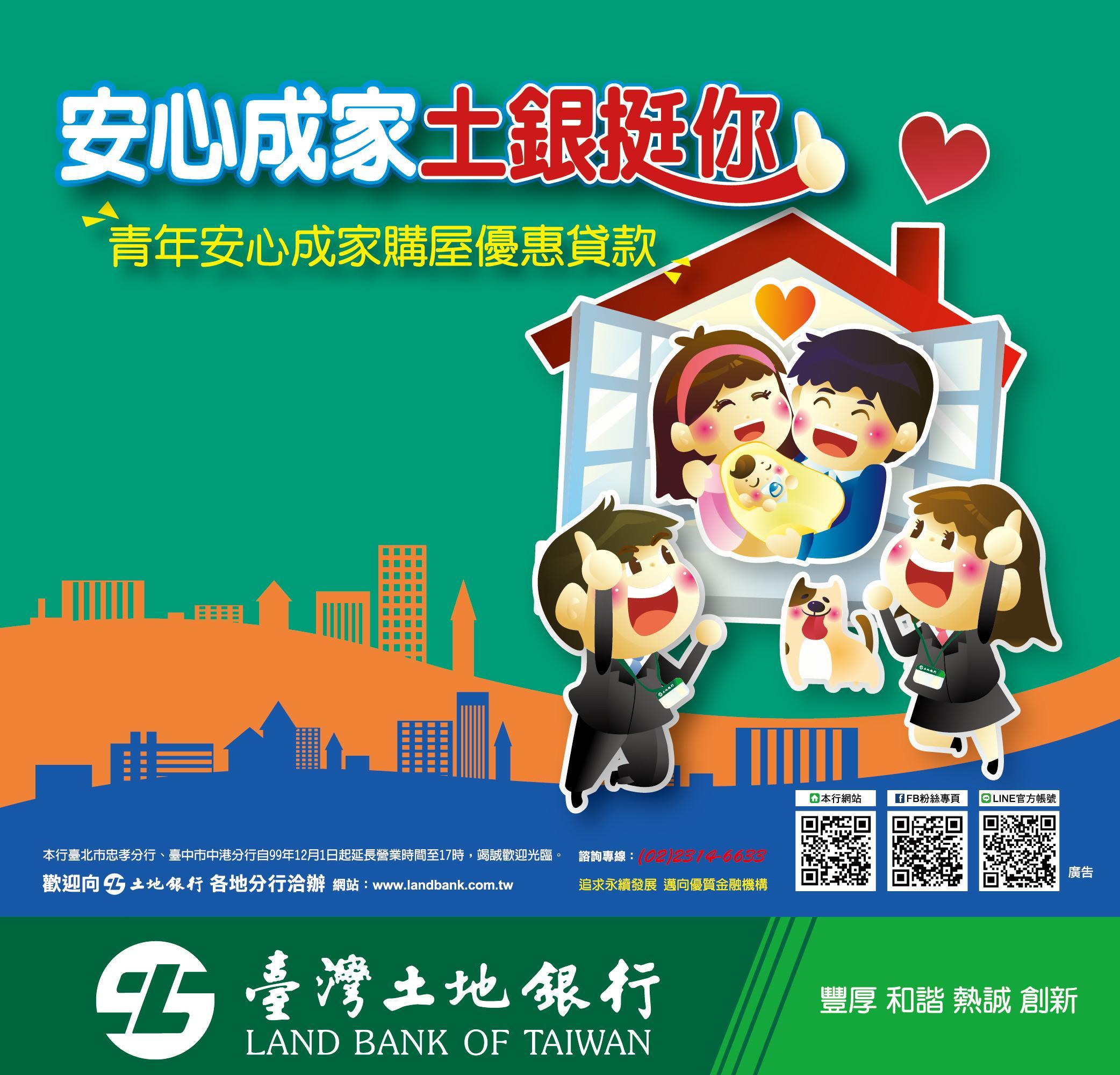 臺灣土地銀行