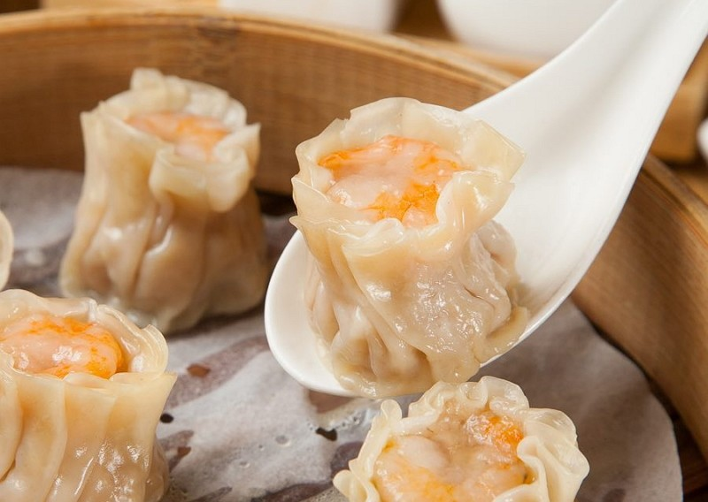 steamed dumplings (Photo/Hangzhou xiao long bao)