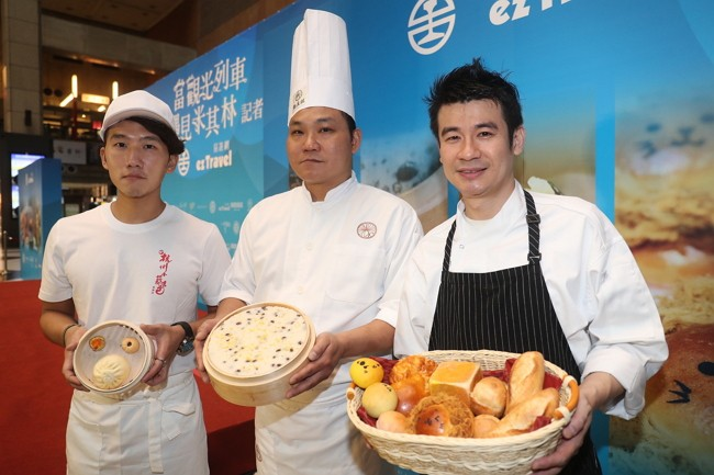 Taiwan's Formosa Express to treat passengers with Michelin delicacies
