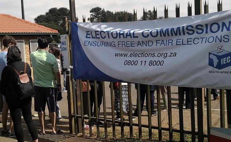 南非國會大選