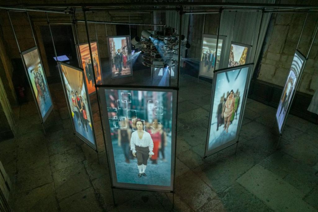 威尼斯國際美術雙年展台灣館帶來「3x3x6」展覽(圖/北美館)