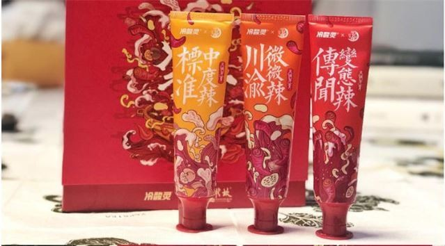 Sales of hot pot flavored toothpaste on fire in China