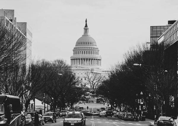 U.S. Congress (photo by Unsplash user Chris Grafton)