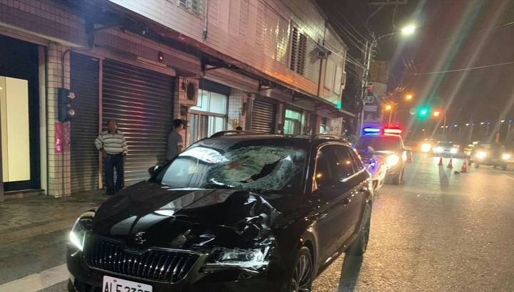 SUV sends boy flying 100 meters to his death in E. Taiwan