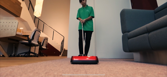 Singaporean cleaning firm Spic & Span provides career progression opportunities for the disadvantaged