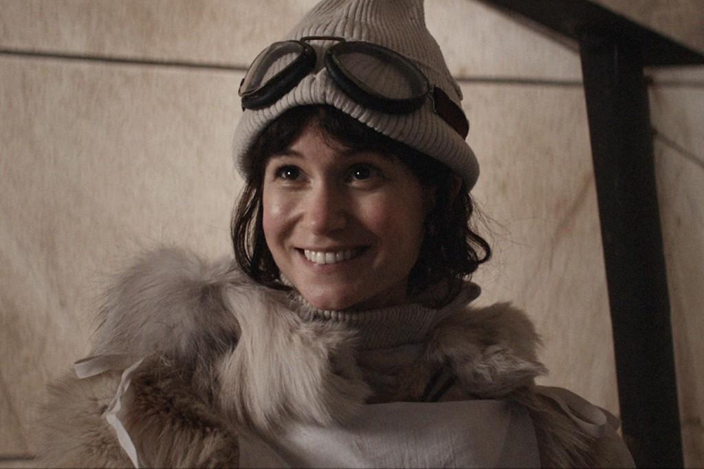 凱薩琳華特斯頓在片中不但沒有柔弱形象,反而還勇敢追求自己人生。(圖/采昌國際多媒體)