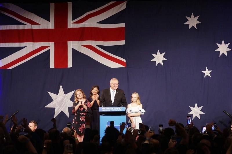 澳洲大選開票 保守派政府繼續執政在望