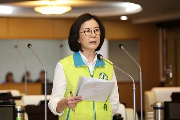 Councilor Chiu Li-li (photo from Chiu's Facebook)