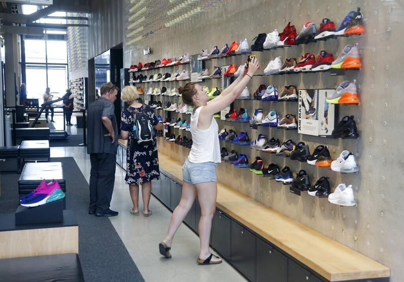 邁阿密Nike店家(AP)