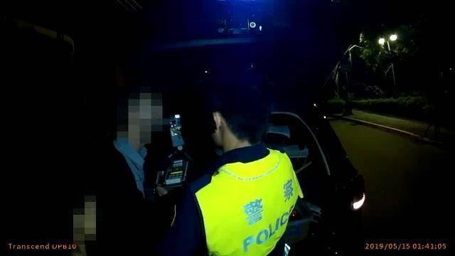 Suspect (left). (Taipei Police Department photo)