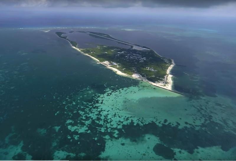 東沙環礁國家公園