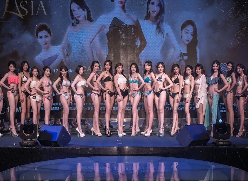 Miss Asia Beauty Pageant To Be Held In Kaohsi...