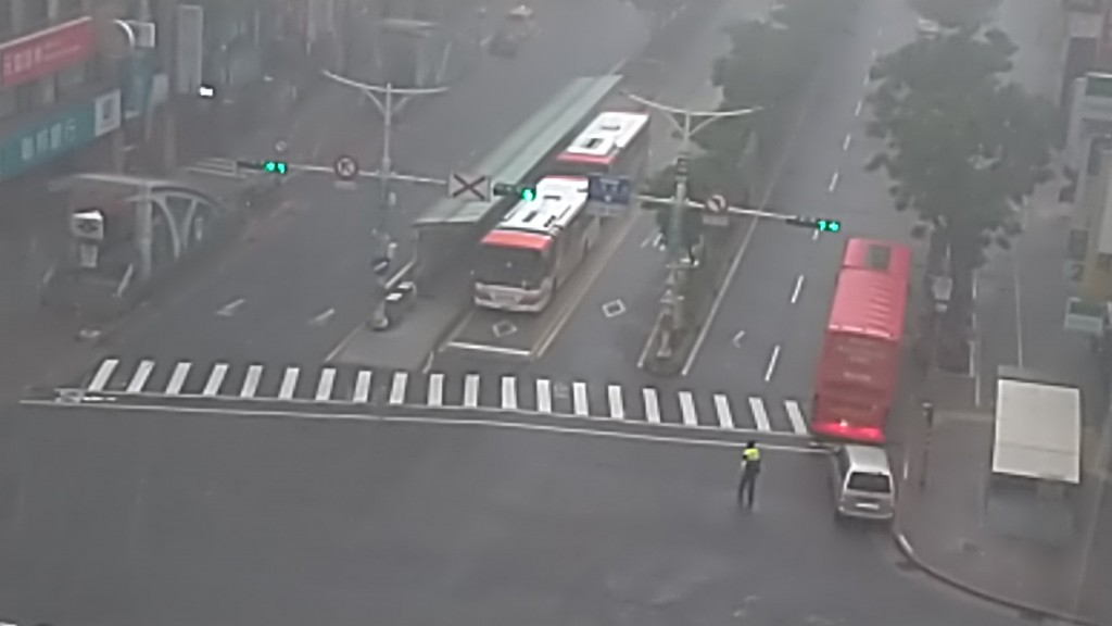 Video, photos of today's Chinese missile attack drill in Taipei