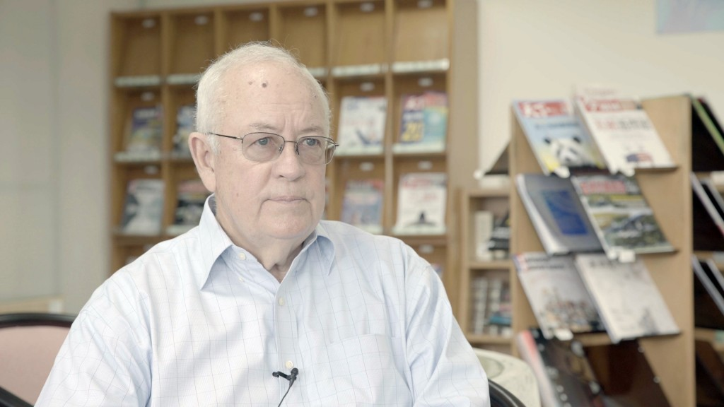 Attorney Kenneth Starr sat down with Taiwan News on Monday May 27,2019.