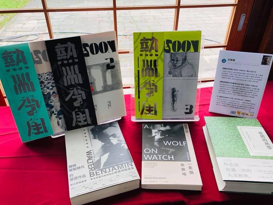 文化部將參加新加坡書展(圖/文化部)
