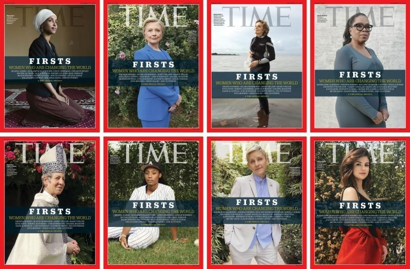"A compilation of short documentaries from the series ""Time Firsts: Women Who Are Changing the World"" (Photo/MOC)"