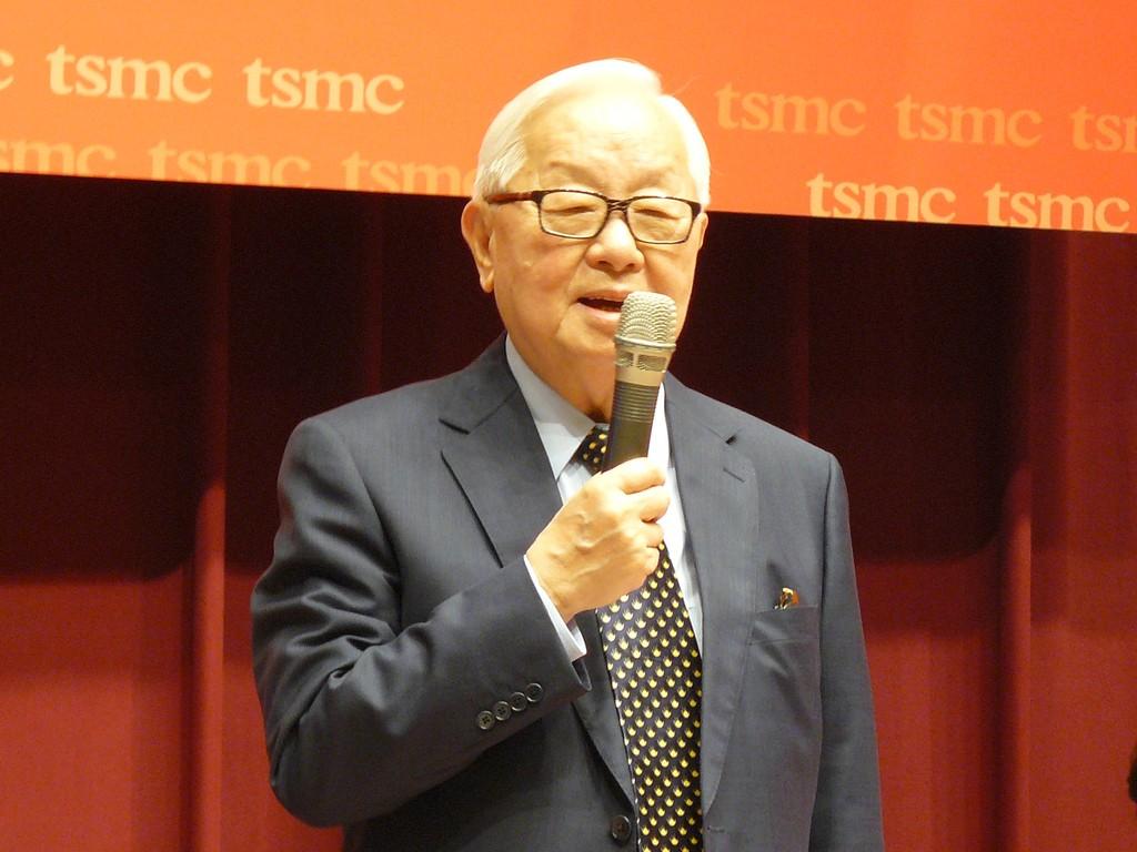 File Photo: TSMC Founder Morris Chang