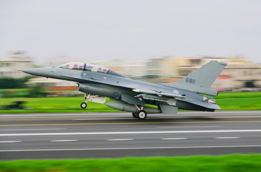 F-16V. (Photo from Facebook page @MilitarySpokesman)