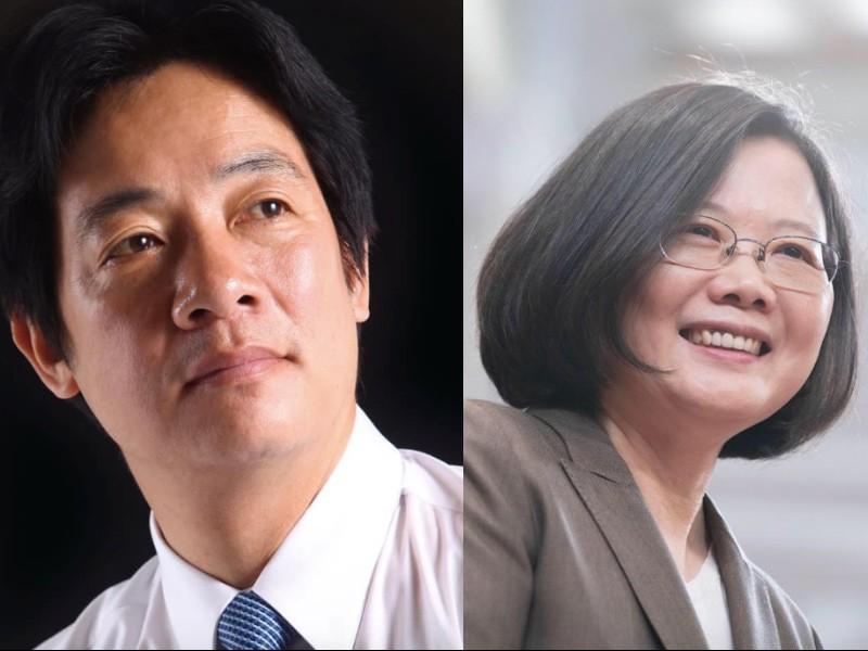 決戰明日中執會,蔡賴之爭陷僵局(圖/官方facebook)