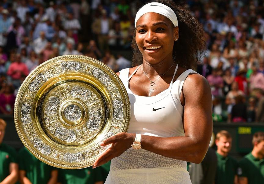 小威贊助商Nike近日因懷孕運動員政策,引發撻伐聲浪(圖/Serena Williams臉書)