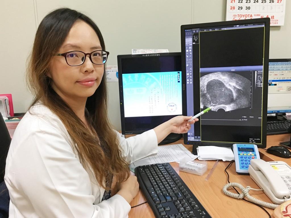 吳珮如醫師提醒子宮內膜異位症需長期抗戰術後應搭配長期藥物治療。