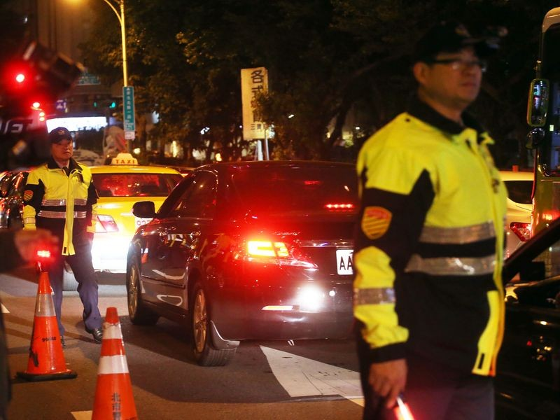 Taiwan is toughening up its laws against DUI.