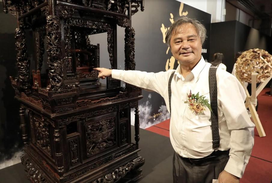 「文資傳匠工坊」由李秉圭修復作品揭開序幕(圖/文化部)