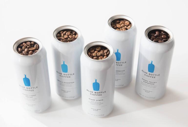 藍瓶咖啡豆罐恐傷人,業主宣布自主回收(圖/藍瓶咖啡臉書)