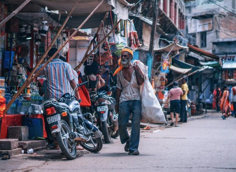 印度失業率於去年創新高(示意圖/pexels)