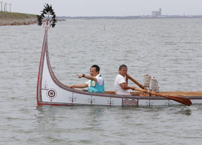 「划渡蘭嶼」環保募款將於6月7日啟程(圖/嘉義縣府)