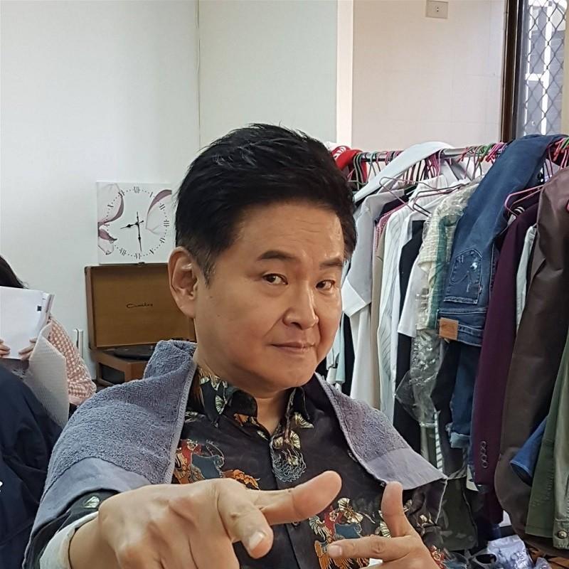 Taiwanese entertainer He Yi-hang. (facebook.com/yihanghejudy photo)