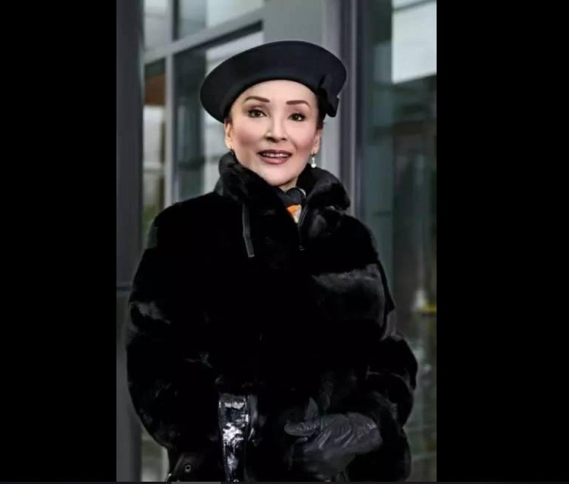 Sally Chen (Photo via IMDB)