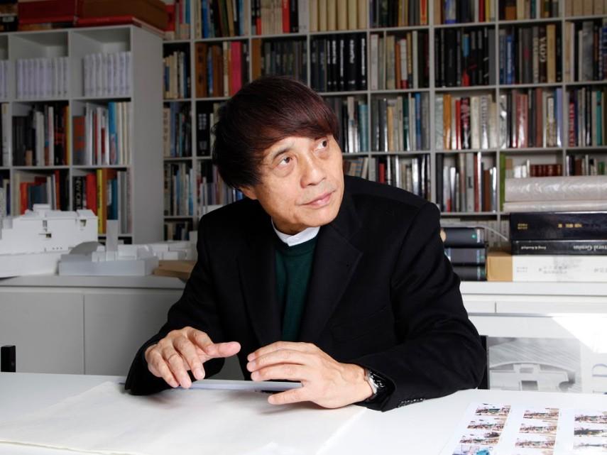 安藤忠雄將於台北國際會議中心演講(圖/忠泰基金會)