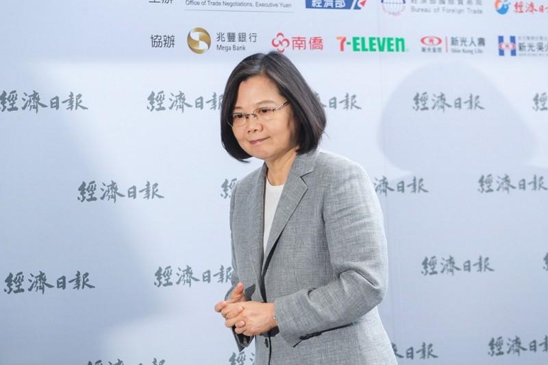 Tsai Ing-wen (CNA photo)