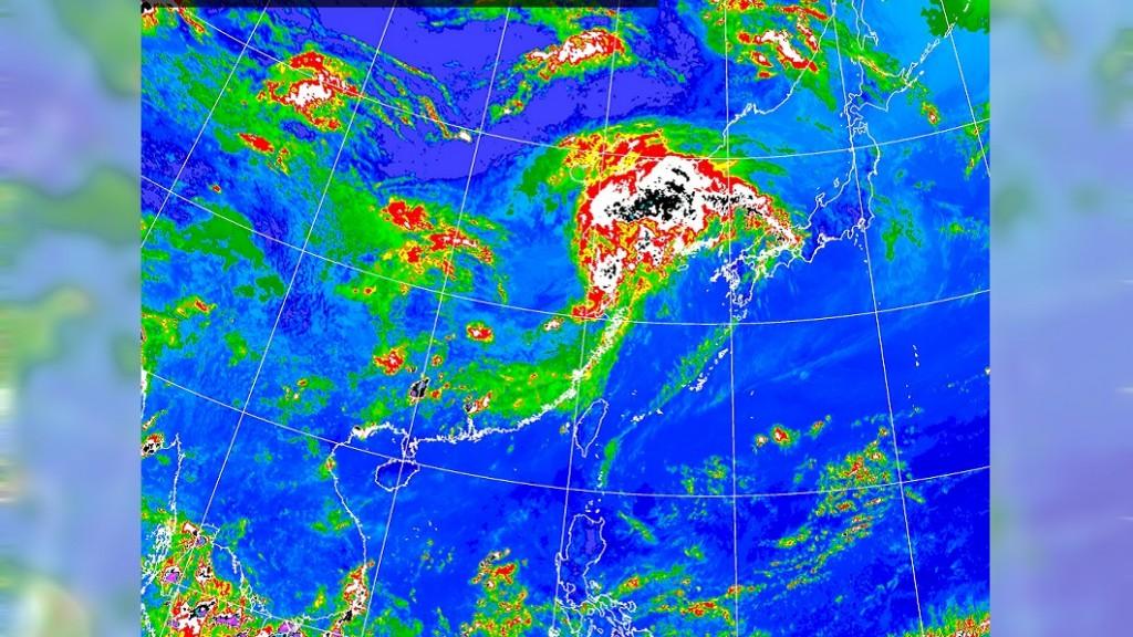 (CWB satellite image)