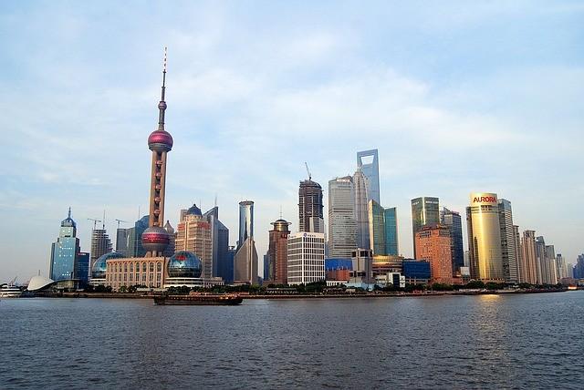 中國上海(照片來源:Pixabay)