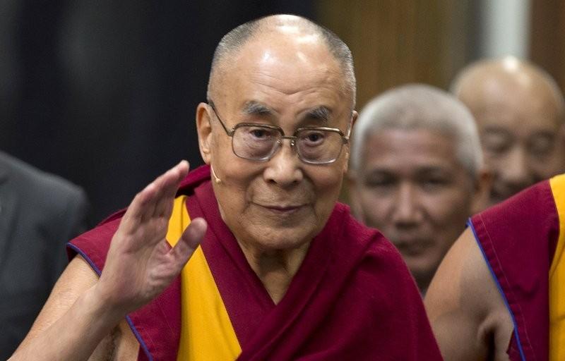 達賴喇嘛(照片來源:美聯社提供)