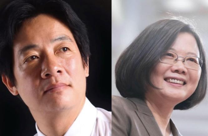 游盈隆認為,蔡英文擋不住韓國瑜。(圖/官方臉書)