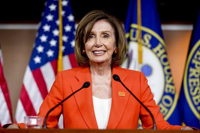 Nancy Pelosi (AP photo)