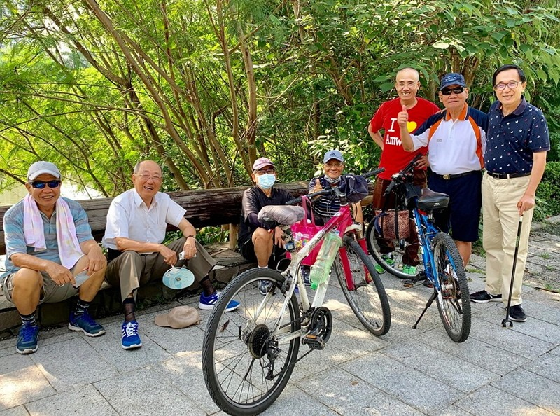 Former Taiwan President Chen Shui-bian (Photo/Chen's FB)