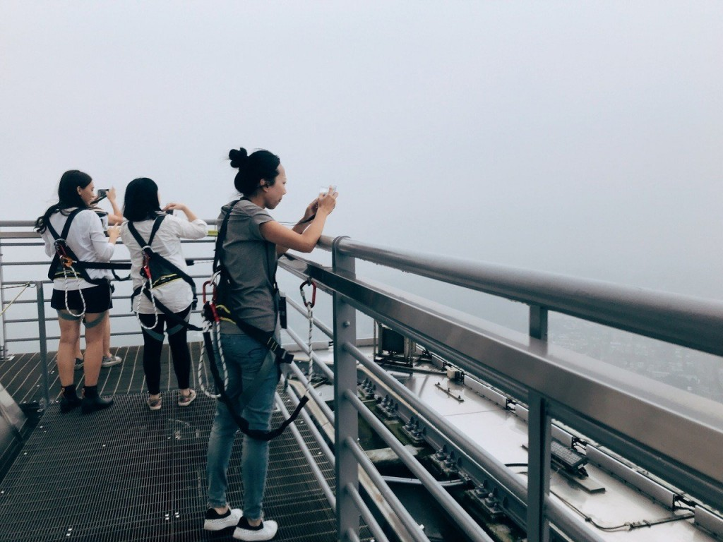 Taipei 101's top floor opens to public for first time