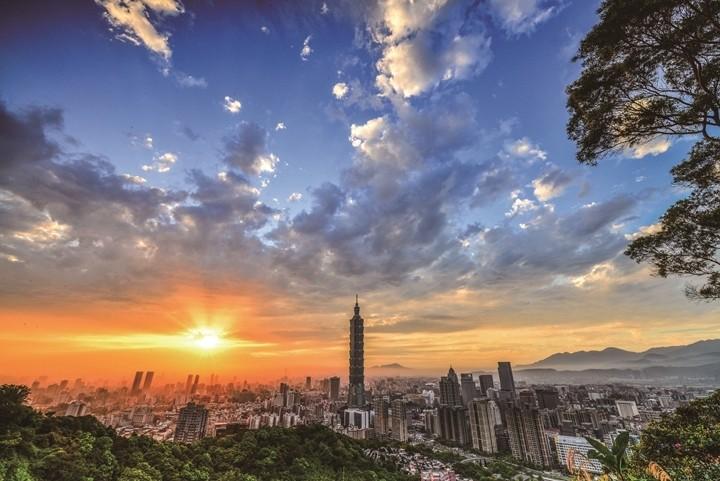 Taipei 101 (Photo/Taipei 101 Observatory)