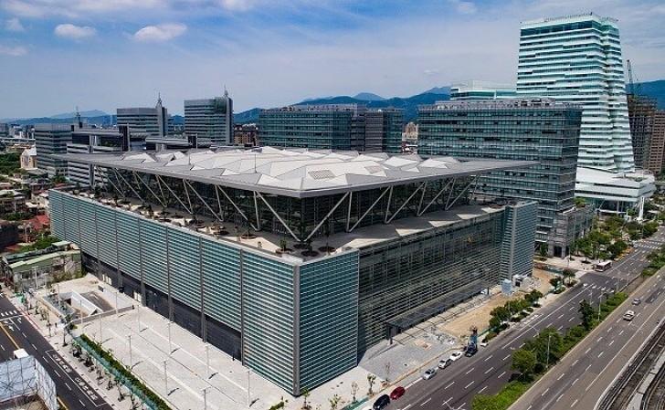 南港展覽館(圖/台北旅遊網)