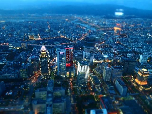 Taipei City (Courtesy of Pixabay)