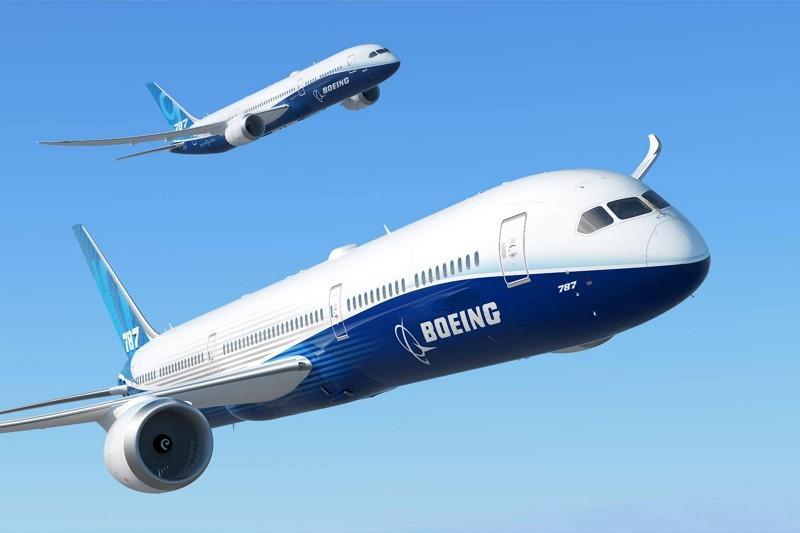 Boeing 787 Dreamliner (Photo/Boeing's FB)