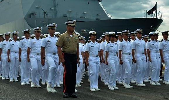 (Photo from Philippine Navy)