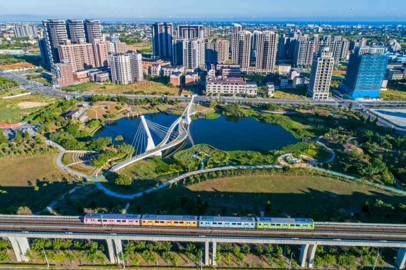 Taoyuan City is the winner of the Intelligent Community of the Year award (Courtesy of TCG)
