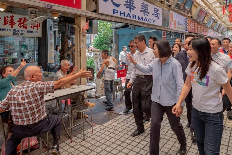Tsai Ing-wen (Photo/Tsai's FB)
