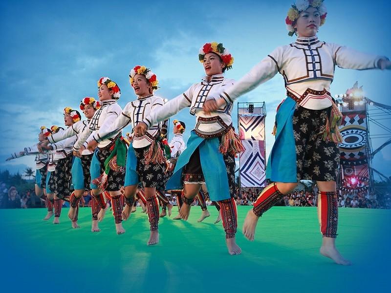 (Hualien Indigenous Peoples Department photo)