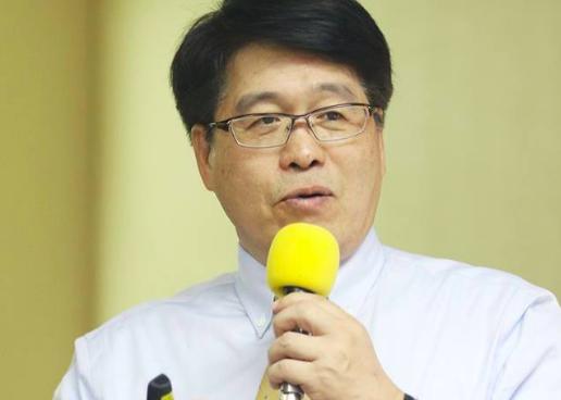 游盈隆宣布退出民進黨(圖/游盈隆臉書)